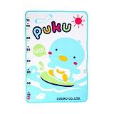 PUKU Baby Waterproof Sheet [P33206] - Blue - Perlengkapan Tempat Tidur Bayi dan Anak